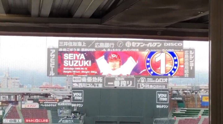2020スタメン映像2