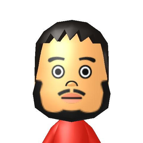 Miiカープ選手2