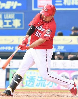 松山竜平243