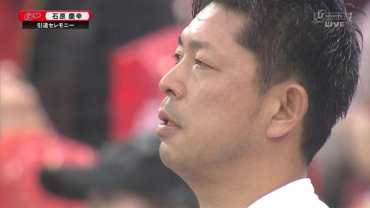 石原慶幸引退試合124