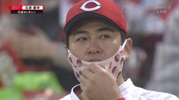 石原慶幸引退試合31
