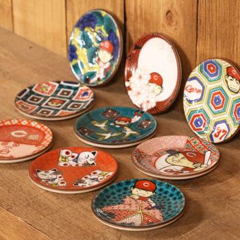 選手ミニ豆皿(9枚セット)3