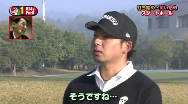 カープ選手会ゴルフ2014023