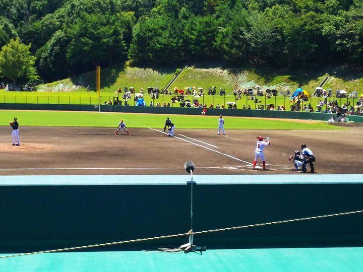 野球観戦20190727由宇長野デー_28