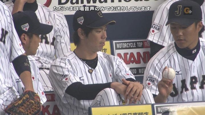 マエケン日本代表10