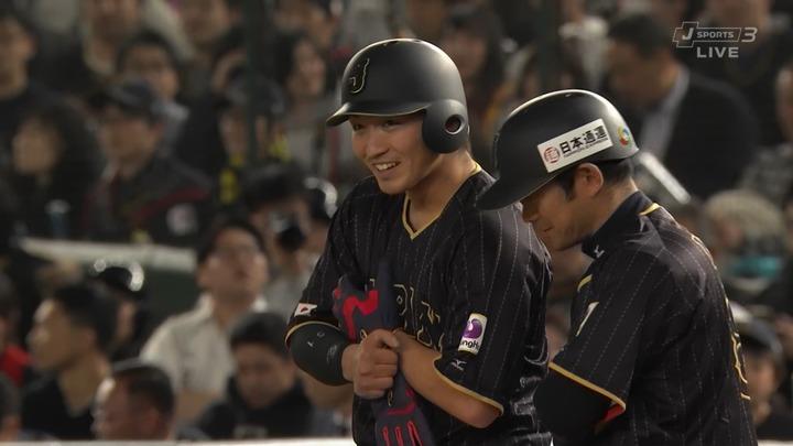 鈴木誠也日本代表56