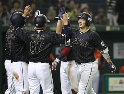 鈴木誠也日本代表24