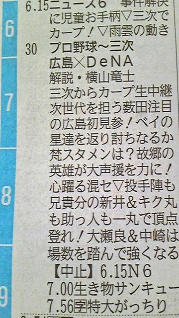中国新聞20150708三次梵縦読み