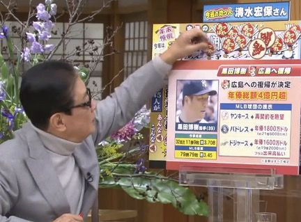 黒田復帰57