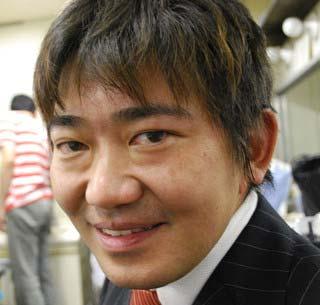 メッセンジャー黒田2