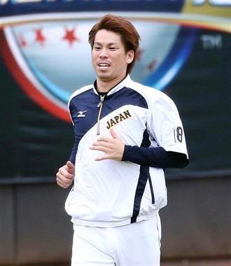 マエケン日本代表38