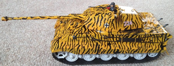 戦車タイガース1