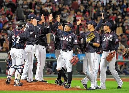 2018日米野球8