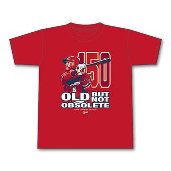 2020長野久義150本塁打Tシャツ1