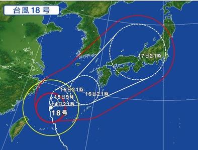 201709台風18号6