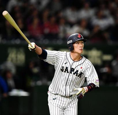 西川龍馬日本代表5