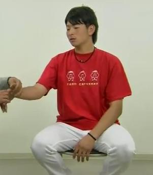 大瀬良チームカピバラTシャツ7