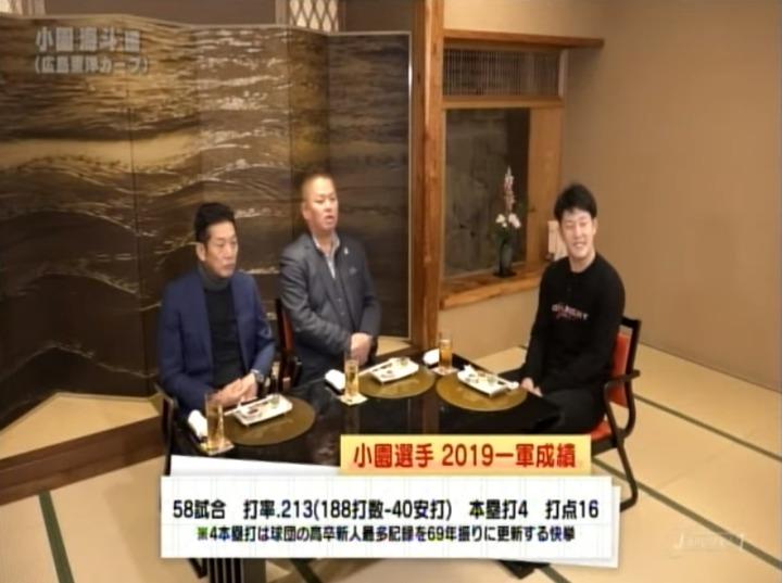20200201ガンバレ日本プロ野球!小園海斗編014