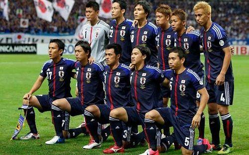 2014日本代表メンバー1
