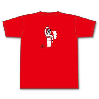野間初サヨナラヒットTシャツ3