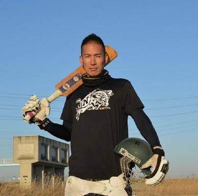 元広島・西武の木村昇吾が「クリケット」プレイヤーに転身!NPB所属の選手で史上初の挑戦