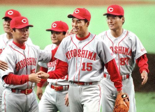 黒田1997年4月25日プロ初登板初勝利