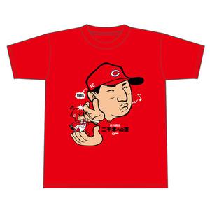 新井Tシャツ2000本安打カウントダウン32