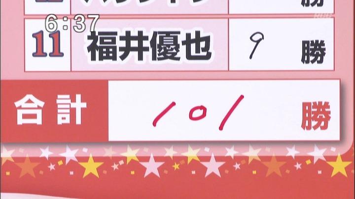 アニヤ101勝3