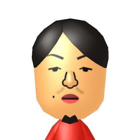 Miiカープ選手6