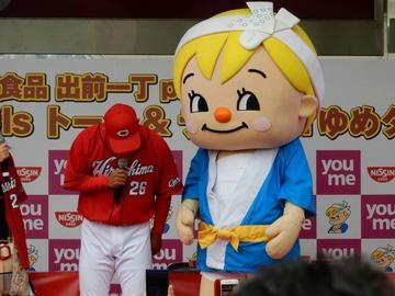 20161113廣瀬トークショーinゆめタウン呉74