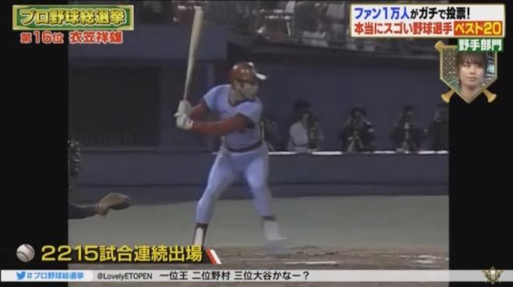 20180108プロ野球総選挙25