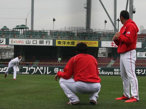 大瀬良黒田3