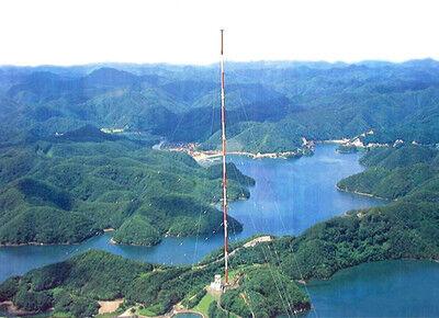 【gif】高所作業員さん、300メートルの鉄塔から落下してしまうるwwwwww