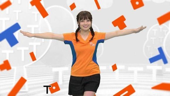 【動画】橋本環奈さんのプルンプルン体操wwwwwwwwwwww