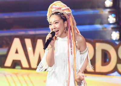 MISIA3年ぶり生歌唱!! ネット反響大「涙が出た」
