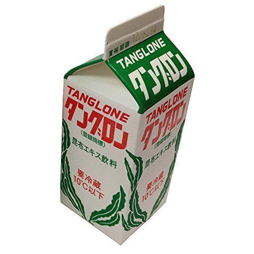 北海道で人気の飲料「タングロン」が生産終了