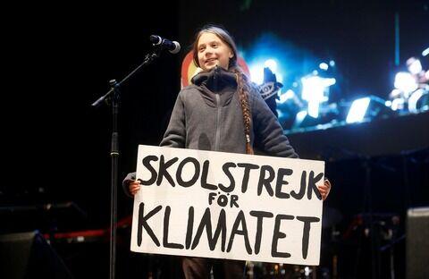 COP25でグレタ節炸裂「指導者は我々を裏切り続けている。許さない」