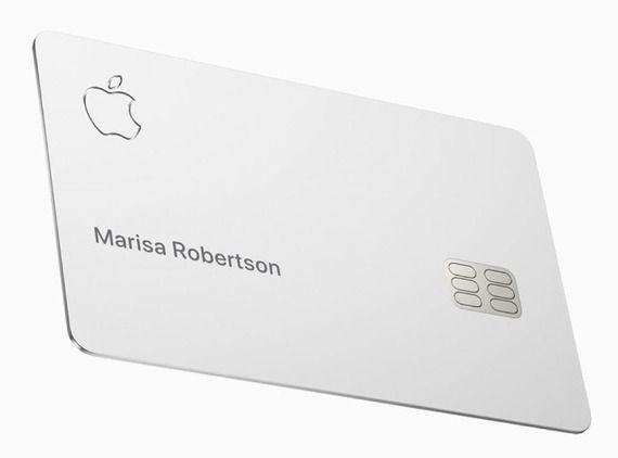 【画像あり】Apple社さん、カッコいいクレジットカードをリリースwwwwwwwwwww
