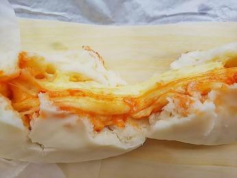 ピザ風チーズまん
