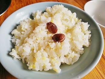いなきびご飯(中)