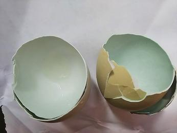 しあわせの青い卵