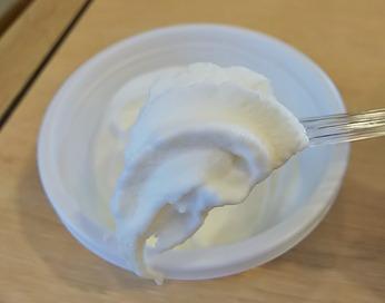 牛乳ソフト