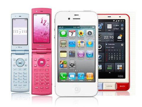 携帯電話_au