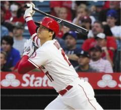 【MLB】大谷翔平は再上昇を予感させる逆方向へのマルチ安打!! 日本時間20日は103年ぶりの偉業達成へ先発登板