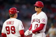 【MLB】大谷翔平、3回同点機で申告敬遠 2打席連続で四球に本拠地ブーイング