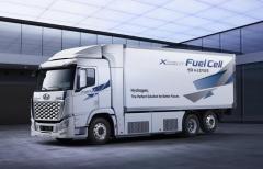 【韓国】現代自が米企業と提携、燃料電池トラックで