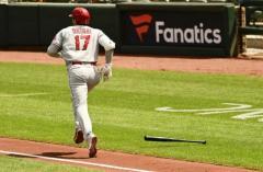 大谷翔平は5回、右翼に大ファウルの後に二塁内野安打 9試合ぶりのマルチ安打