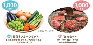 野菜フルーツ肉