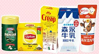 森永乳業製品
