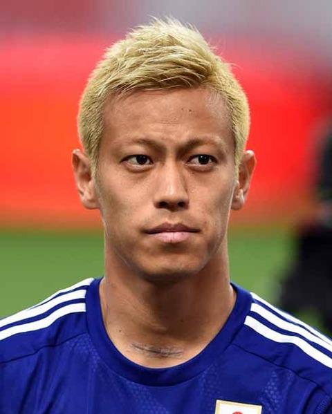 本田圭佑-ワールドカップ